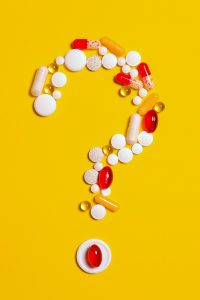 Weight Loss and Vitamin Supplements